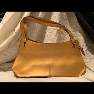 FRANCESCO BIASIA. Gold tote Handbag., BRAND NEW.